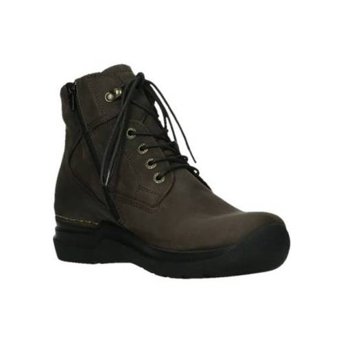 Wolky  Stiefel Stiefeletten Whynot Oiled nubuck 0661216/305 305 38;39;40;41;42