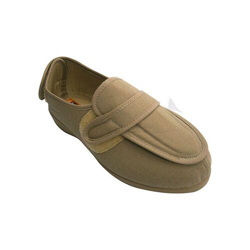 Doctor Cutillas  Hausschuhe Schuhputzfrau sehr breite Füße mit Klett 36;37;39;35