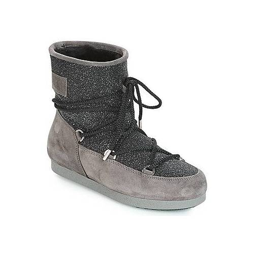 Moon Boot  Moonboots FAR SIDE LOW SUEDE GLITTER 36;37;38;39;40;42