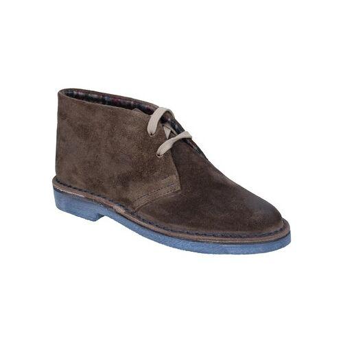 Italiane By Coraf  Ankle Boots ITALIANE stiefeletten braun wildleder BX656 36;35