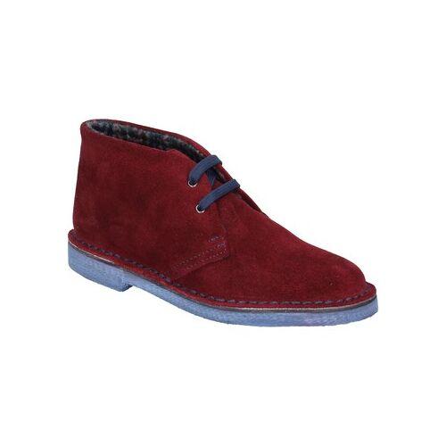 Italiane By Coraf  Ankle Boots ITALIANE stiefeletten burgund wildleder BX657 36