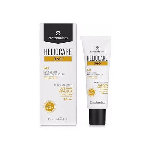 Heliocare  Sonnenschutz & Sonnenpflege 360º Spf50+ Gel  50 ml Einheitsgrösse