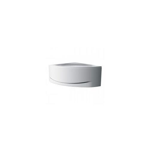 Ottofond Schürze Weiß zu Eckbadewanne Lima 150 cm