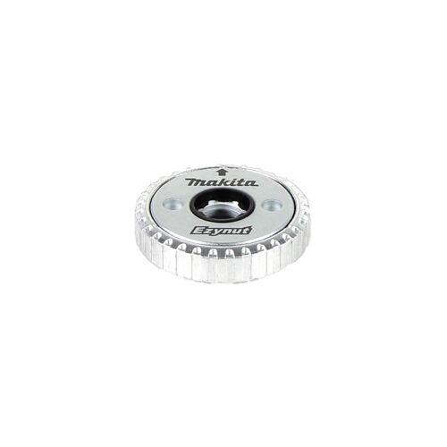 Makita EZYNUT M14 Schnellspannmutter ( 195354-9 ) für 180 und 230 mm Winkelschleifer