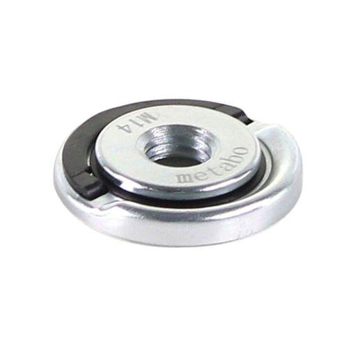 Metabo Schnellspannmutter M14 10 Stk. ( 630832000 ) für Winkelschleifer bis Ø 150mm