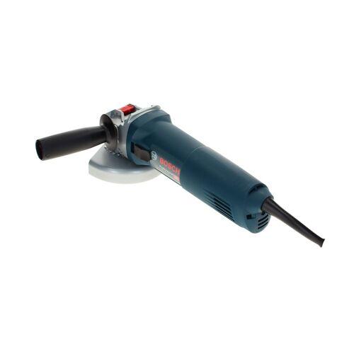 Bosch GWX 14-125 Professional Winkelschleifer 1400 W 125 mm X-Lock + Fächerschleifscheibe X571 K40 + Fächerschleifscheibe X571 K80