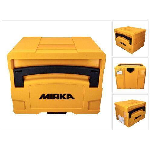 Mirka Systainer Case T-LOC  4 Werkzeugkoffer gelb ( MIN6535011 ) 400 x 300 x 315 mm