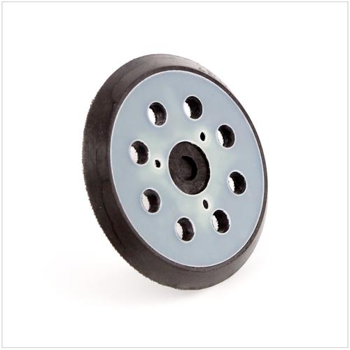 Makita Schleifteller 123mm für Exzenterschleifer / Schleifmaschine ( 743081-8 ) für BO DBO 180 5031 5041