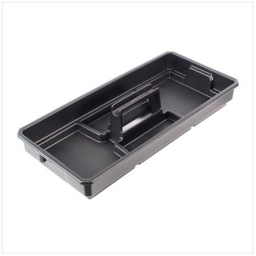 DeWalt Werkzeug Trage / Einlage für Werkzeugkoffer für DeWalt DS 300 / DS 400 Tough Box ( H1300111REC )