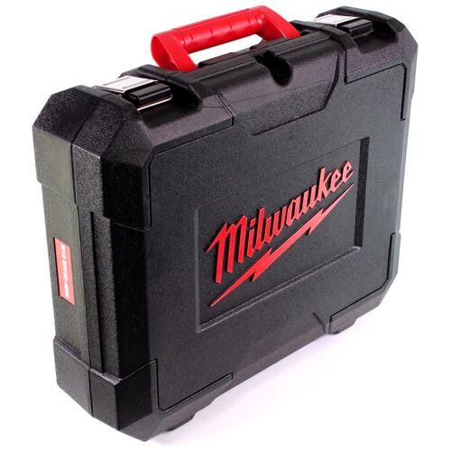 Milwaukee Koffer Werkzeugkoffer Schwarz für 18 V Maschinen / BPD / FID / ONEIWF12