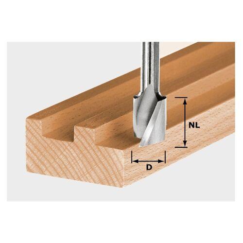 Festool Spiralnutfräser HS Spi S8 D16/20 16 x 20 mm 8 mm Schaft ( 490949 )