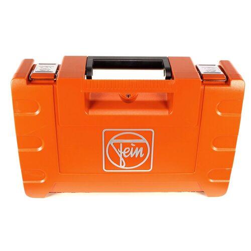 FEIN ABS 18 Q Akku Bohrschrauber 18V 60Nm QuickIN Bohrfutter ( 71132264000 ) Set in Koffer mit 6,0 Ah Akku - ohne Lader