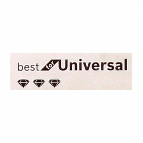 Bosch Best for Universal Steckdosen Bohrkrone M16 68mm + 82 mm