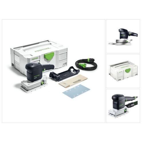 Festool RS 300 EQ-Plus Rutscher Schwingschleifer  280 W 93 x 175 mm ( 567845 ) + Systainer