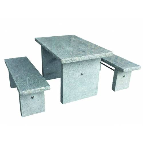 GK Granit-Sitzgruppe Traunstein