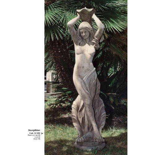 dsf Gartenfigur Statue Josephine