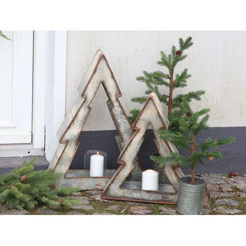 CA Weihnachtsbaum mit Kerzenhalter von Chic Antique