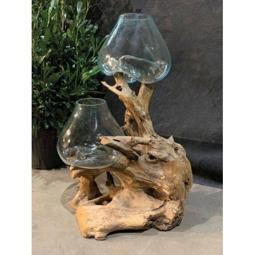 GK Glas auf Wurzel 2 Gläser
