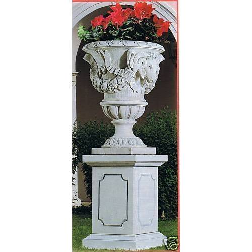 dsf Vase KL 7402 DG (ohne Sockel)