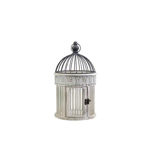 CA Vogelkäfig mit Dekor Kante klein von Chic Antique