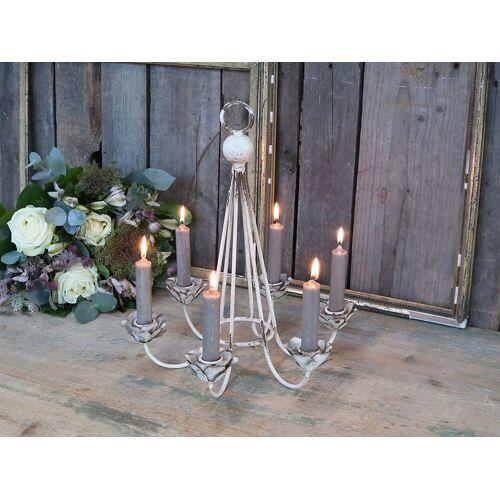 CA Kerzenhalter für 6 Kerzen von Chic Antique