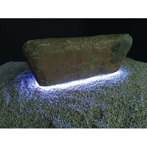 GK Findling-Bank inkl. LED-Band RGB