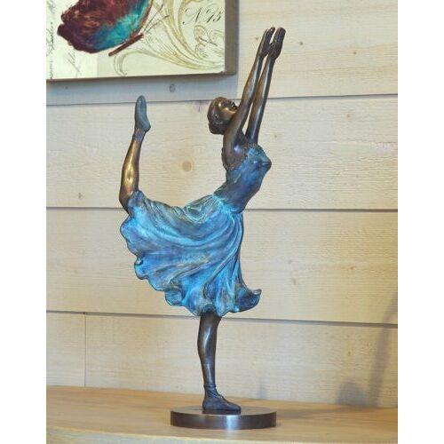 dsf Bronzefigur Tänzerin