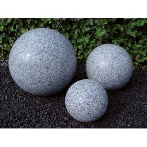 GK Granit-Kugel grau, poliert