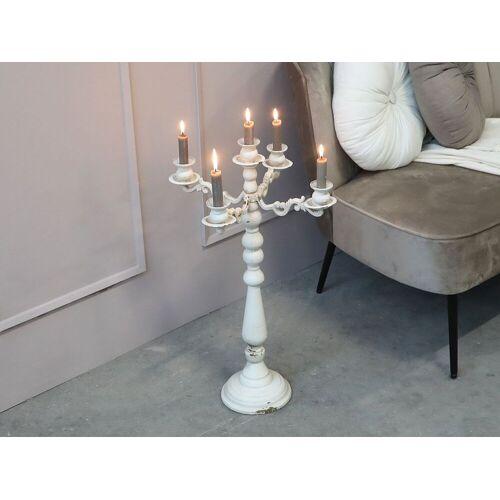 CA Kerzenständer 4 armig von Chic Antique