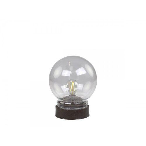 CA Lampe mit Glühbirnen von Chic Antique