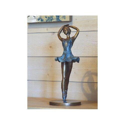 TB Bronzefigur Tänzerin
