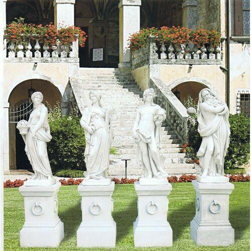 dsf Gartenfigur Statue Serie Quattro Stagioni
