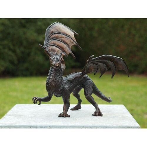 TB Bronzefigur Drache