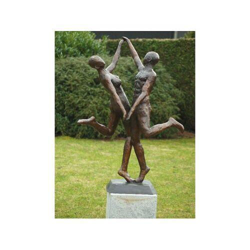 TB Bronzefigur Modernes Tanzpaar