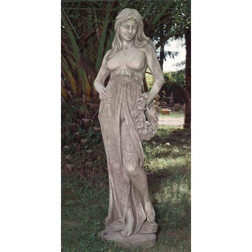 dsf Gartenfigur Statue Margot