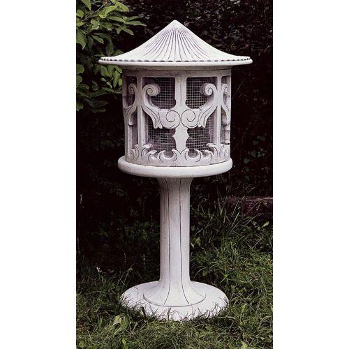 dsf Gartenfigur Vogelvoliere Voliere