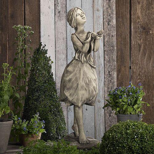Zauberblume Blütendame Tulpe, Betongussvon Zauberblume