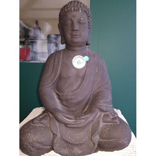 dsf Gartenfigur Buddha medium