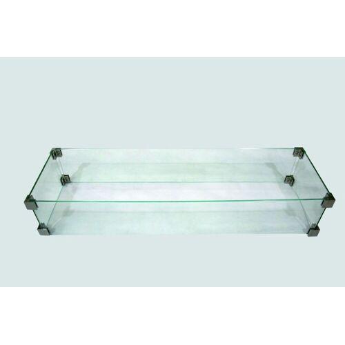 GK Schutzglas für Feuertisch Bar