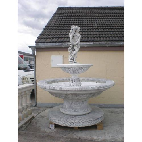 dsf Springbrunnen Crotone 11 SG 2 mit LED Beleuchtung