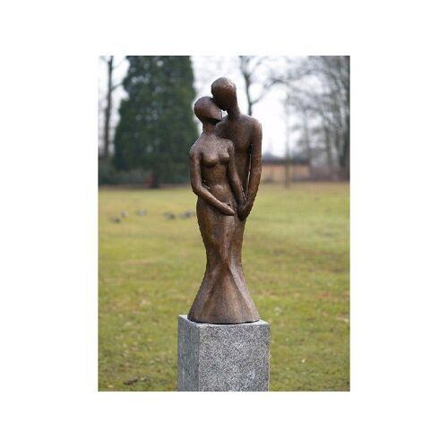 TB Bronzefigur Liebespaar