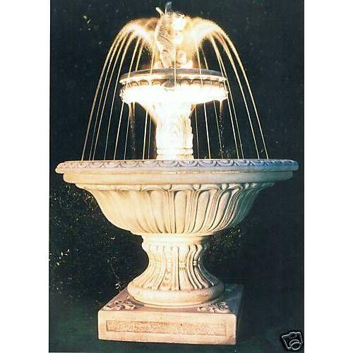 dsf Springbrunnen/Etagenbrunnen Acciaroli