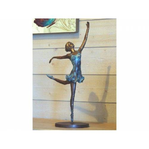 TB Bronzefigur Prima Ballerina