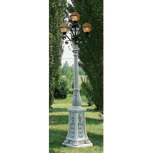 dsf Gartenlampe Con Globi LA 907 DG