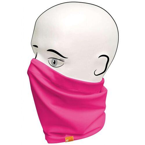 iQ-Company 2x IQ Tube Maske Neon-Pink