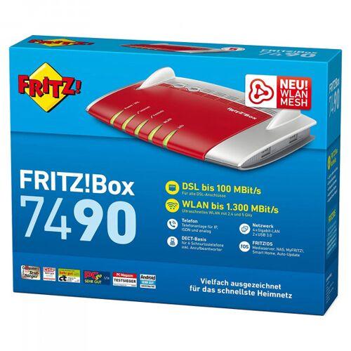 AVM FRITZ!Box 7490 - WLAN-Router