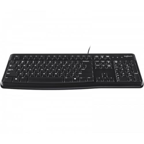 Logitech K120 USB-Tastatur