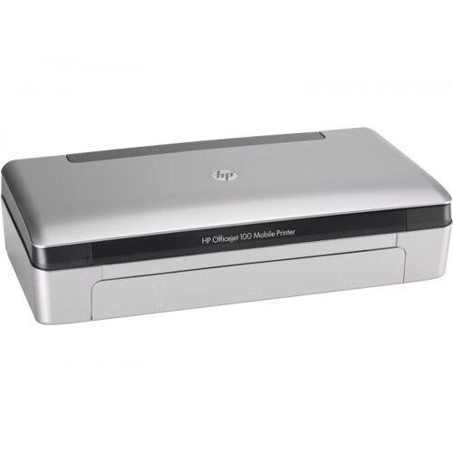 HP Officejet 100 - mobiler Tintenstrahldrucker - Silber