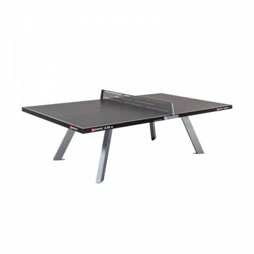Sponeta Outdoor Tischtennisplatte S6-80e/S6-87e Grau
