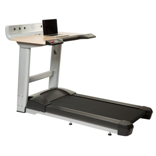 Life Fitness InMovement Schreibtisch Laufband